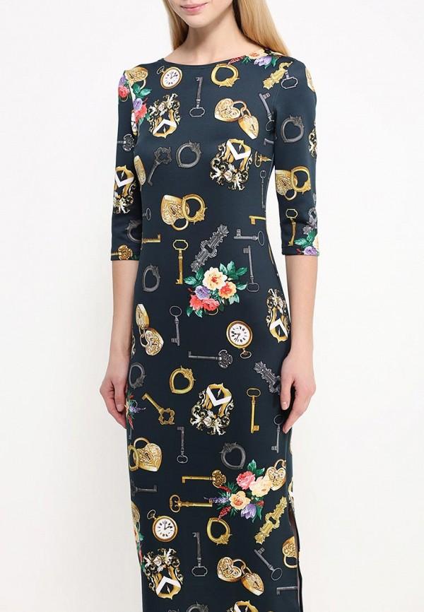 Платье-макси Adzhedo 40761: изображение 4