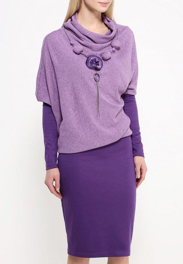 Вязаное платье Adzhedo 40762: изображение 3
