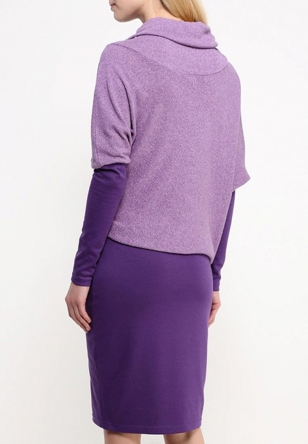 Вязаное платье Adzhedo 40762: изображение 4