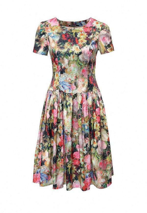 Платье-миди Adzhedo 40763: изображение 1