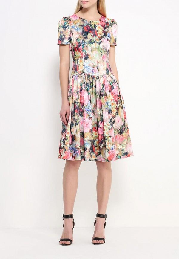 Платье-миди Adzhedo 40763: изображение 2