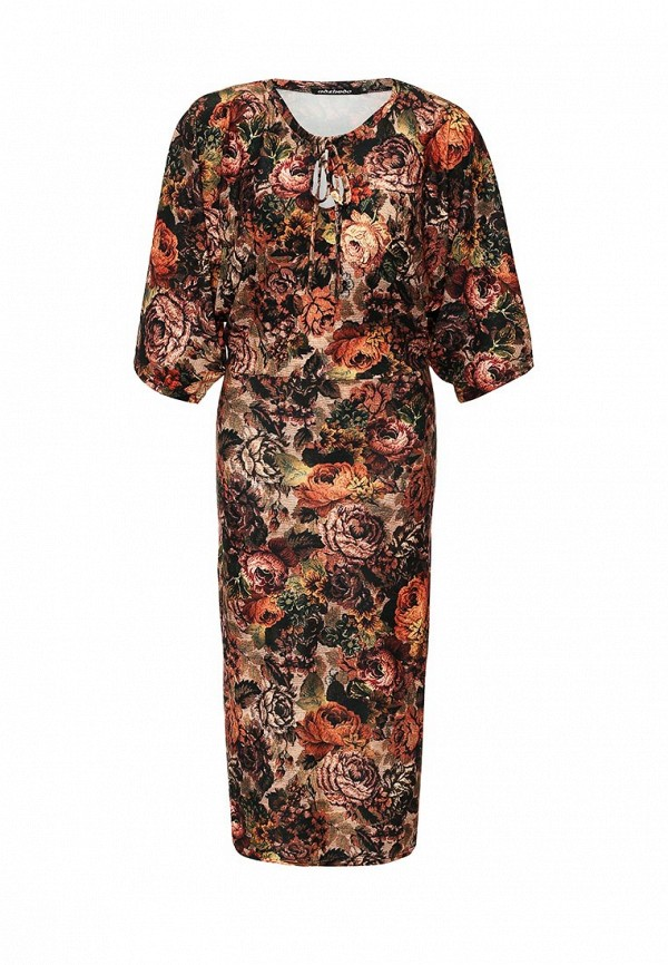 Платье-миди Adzhedo 40767: изображение 1