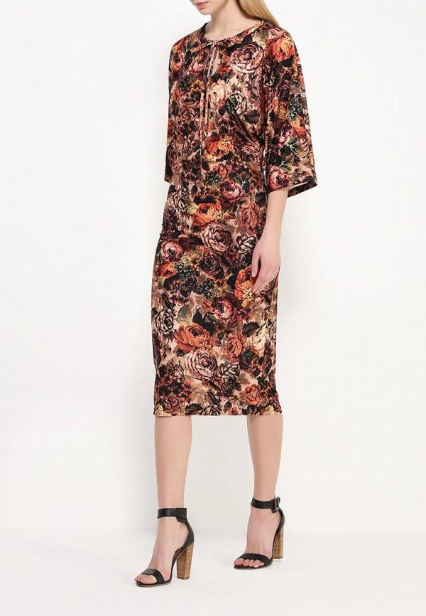 Платье-миди Adzhedo 40767: изображение 2