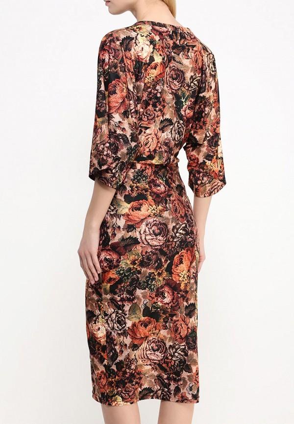 Платье-миди Adzhedo 40767: изображение 4