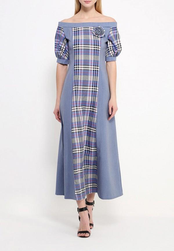 Платье-макси Adzhedo 40778: изображение 2