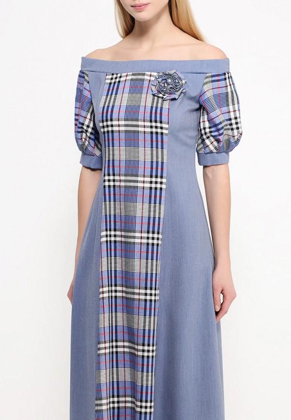 Платье-макси Adzhedo 40778: изображение 4