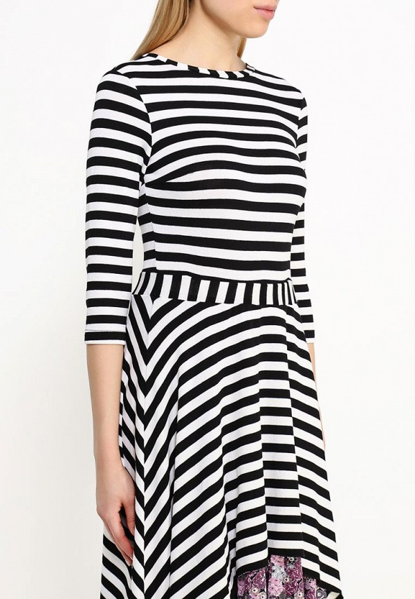 Вязаное платье Adzhedo 40735: изображение 5