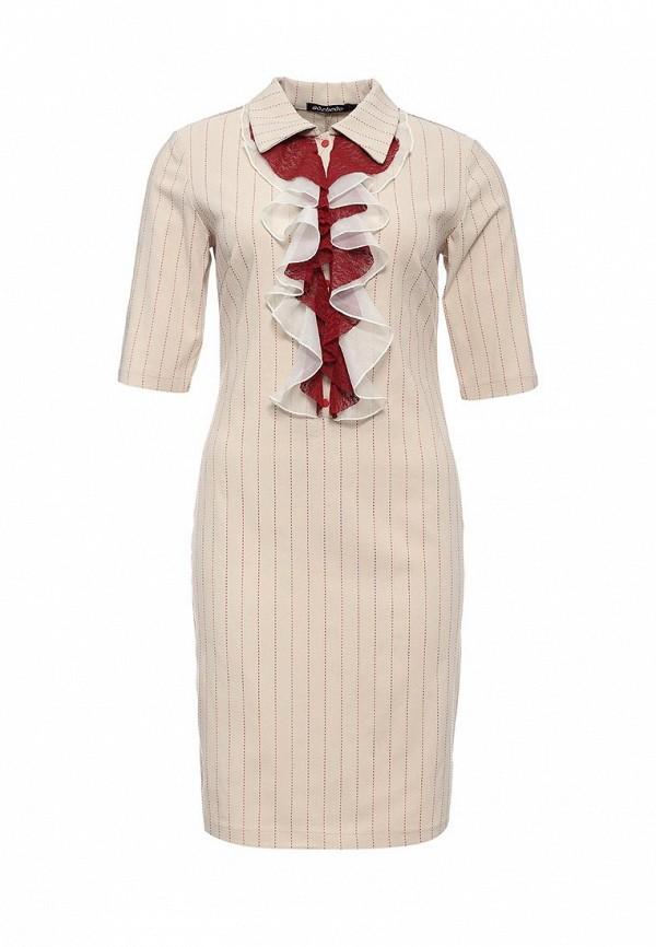 Платье-миди Adzhedo 40815: изображение 1