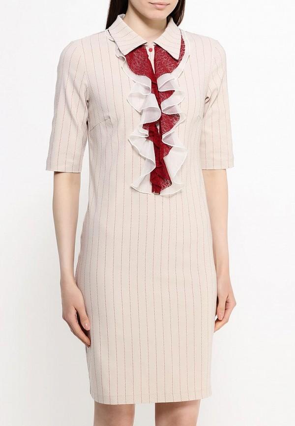 Платье-миди Adzhedo 40815: изображение 3