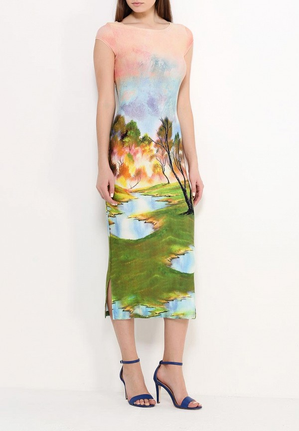 Платье Adzhedo 40816: изображение 3