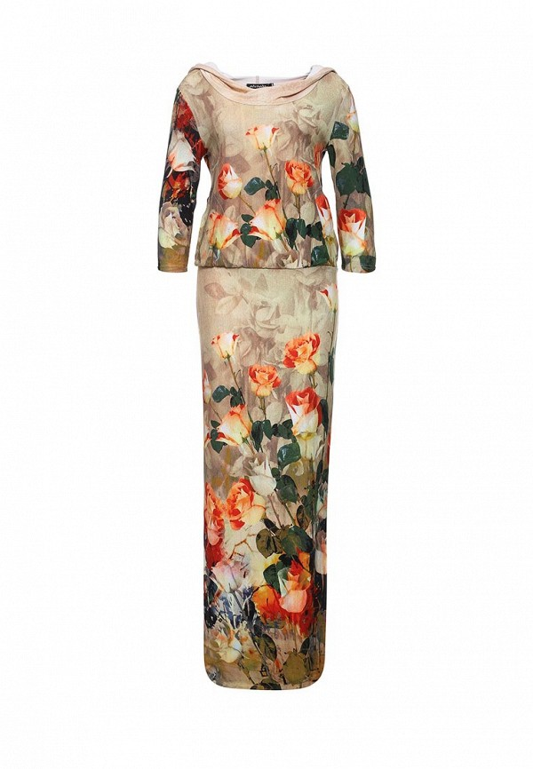 Платье-макси Adzhedo 40818: изображение 1