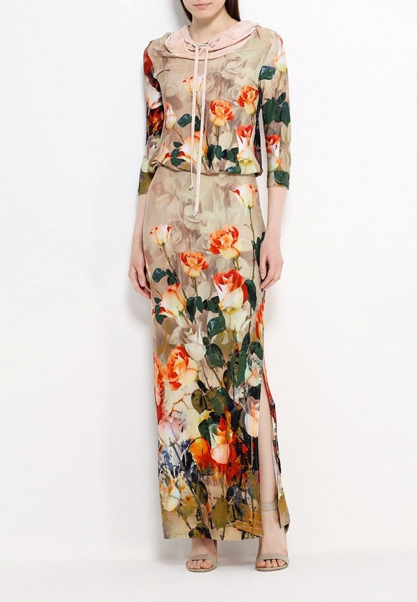 Платье-макси Adzhedo 40818: изображение 2