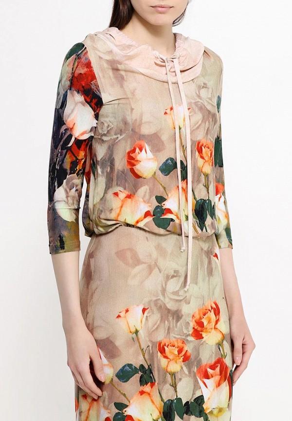 Платье-макси Adzhedo 40818: изображение 4