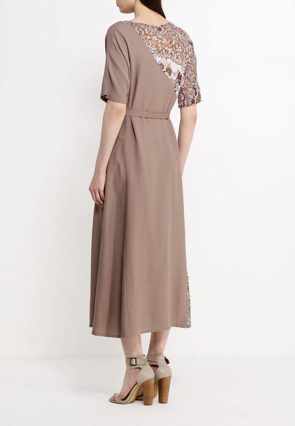 Платье-миди Adzhedo 40826: изображение 3