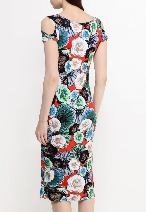 Платье-миди Adzhedo 40830: изображение 3