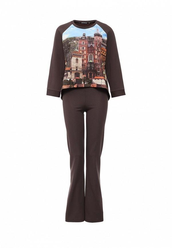 Костюм с брюками Adzhedo 8396