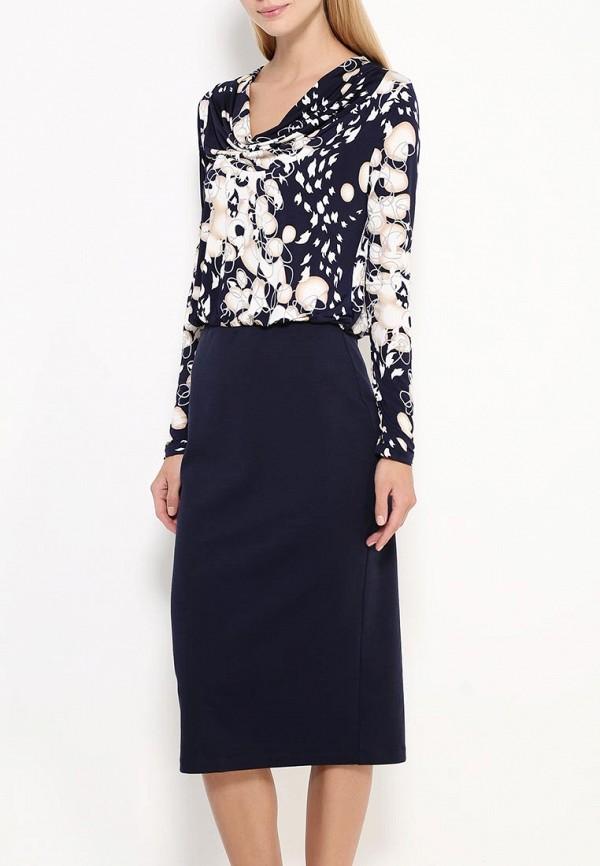 Платье-миди Adzhedo 40873: изображение 4