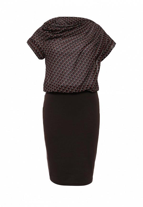 Платье-миди Adzhedo 40876: изображение 1