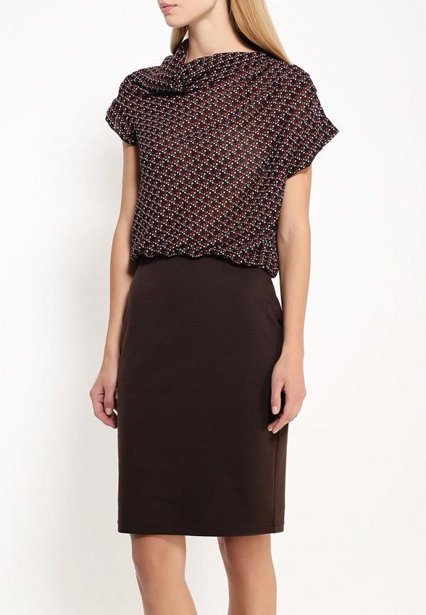 Платье-миди Adzhedo 40876: изображение 4