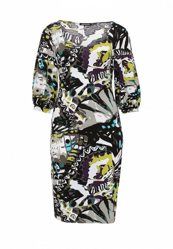 Платье-миди Adzhedo 40880: изображение 1