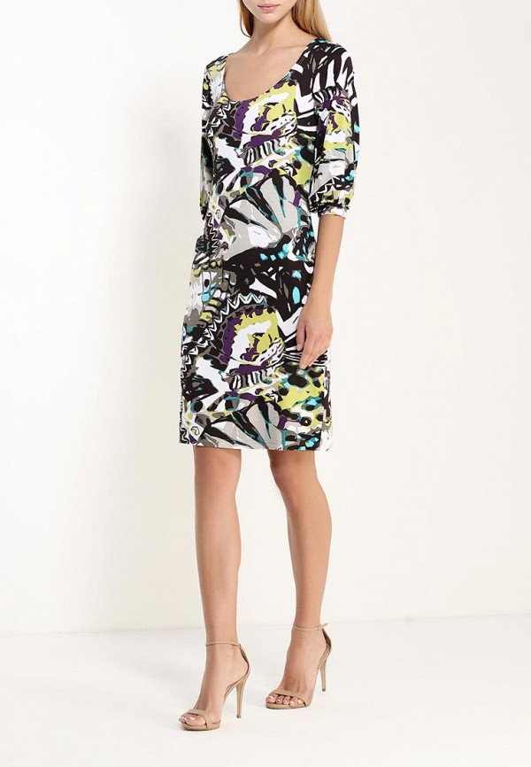 Платье-миди Adzhedo 40880: изображение 3