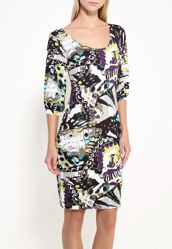 Платье-миди Adzhedo 40880: изображение 4
