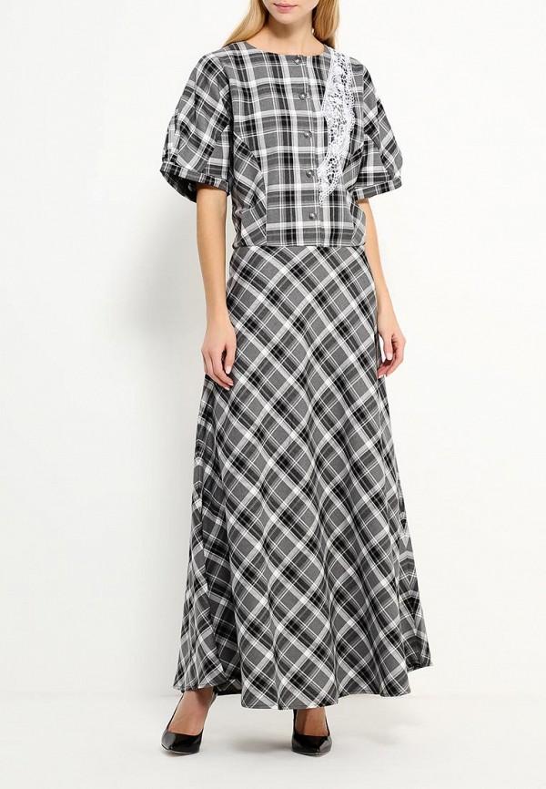 Платье-макси Adzhedo 40203: изображение 2