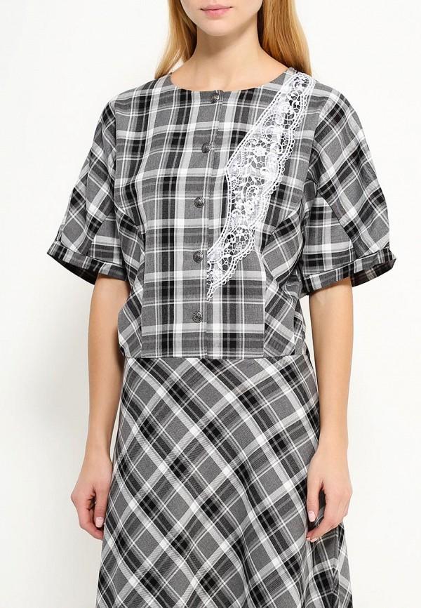 Платье-макси Adzhedo 40203: изображение 4