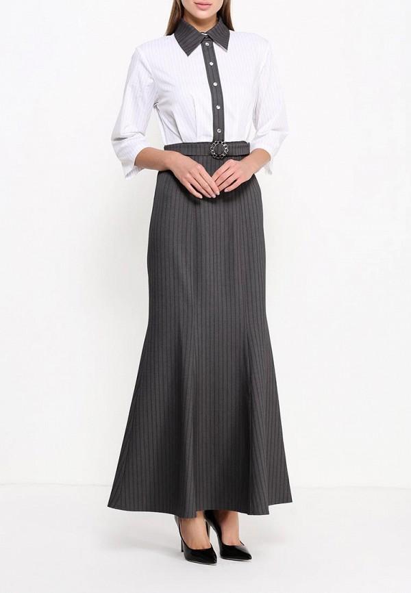 Платье-макси Adzhedo 40330: изображение 3