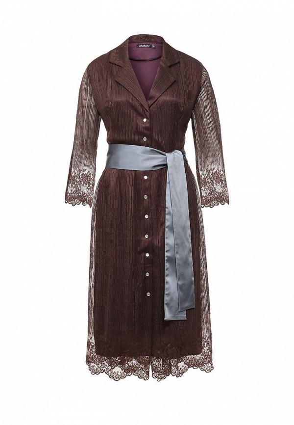Платье-миди Adzhedo 40420: изображение 1