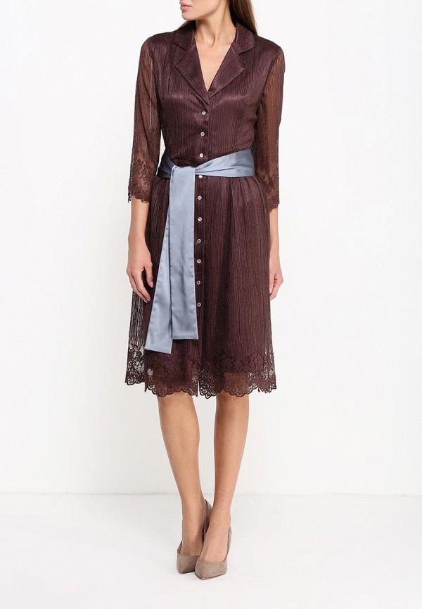 Платье-миди Adzhedo 40420: изображение 3