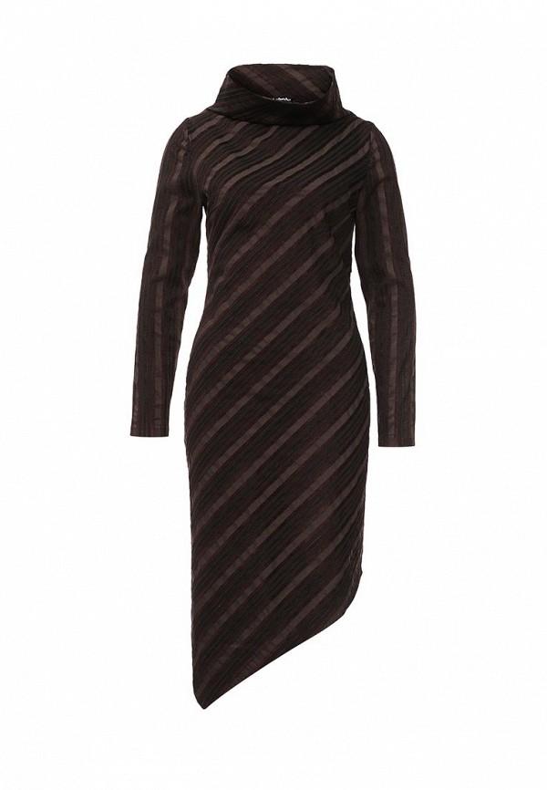 Платье-миди Adzhedo 40921