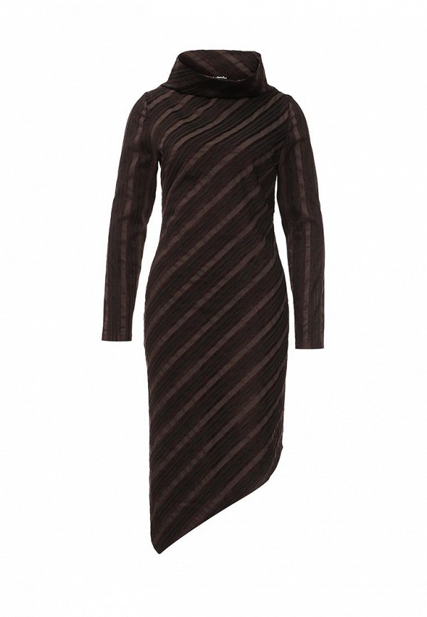 Платье-миди Adzhedo 40921: изображение 1