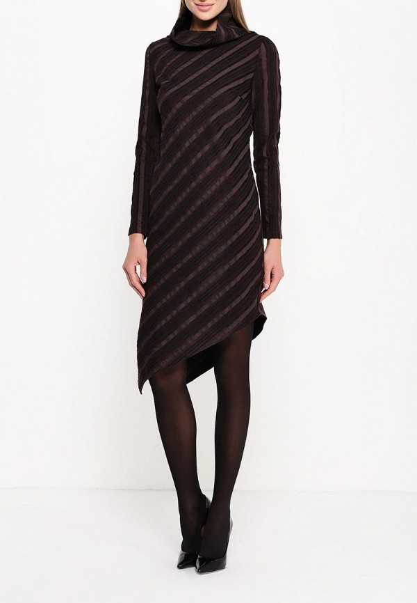 Платье-миди Adzhedo 40921: изображение 2