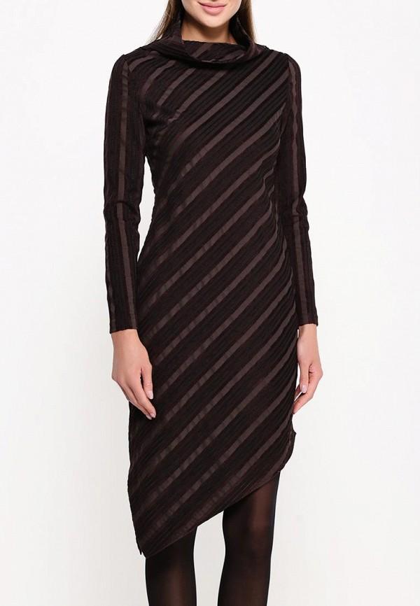 Платье-миди Adzhedo 40921: изображение 3