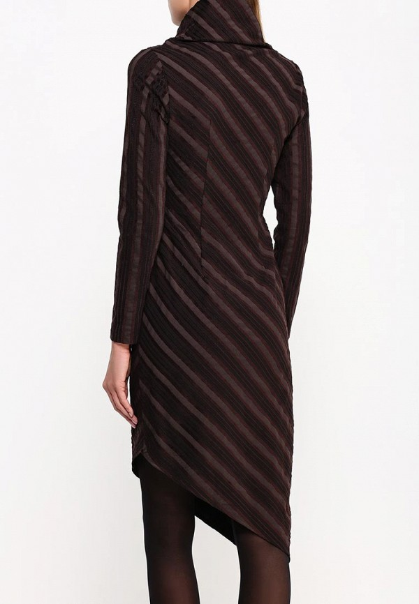 Платье-миди Adzhedo 40921: изображение 4