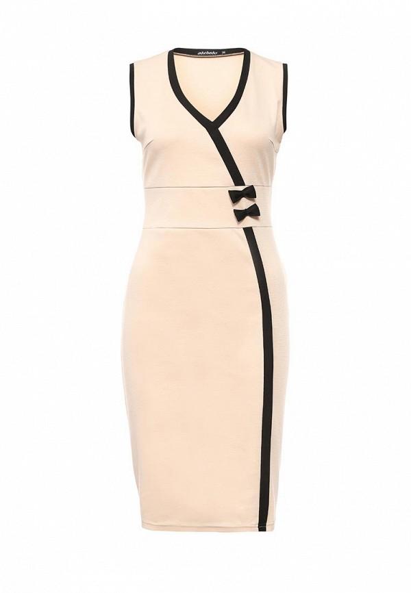 Платье-миди Adzhedo 40936: изображение 1