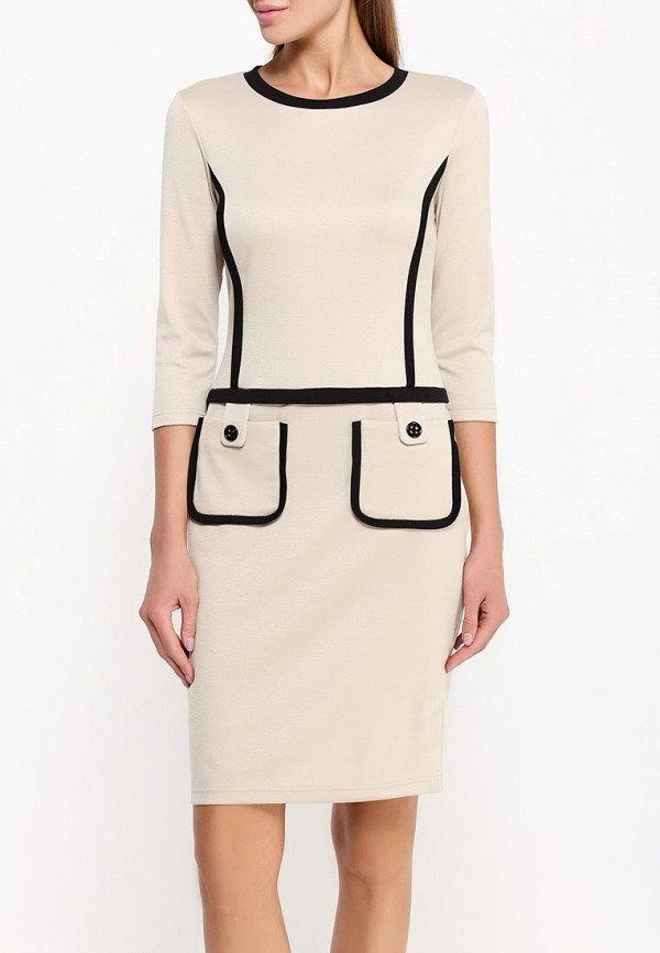 Платье-миди Adzhedo 40939: изображение 3
