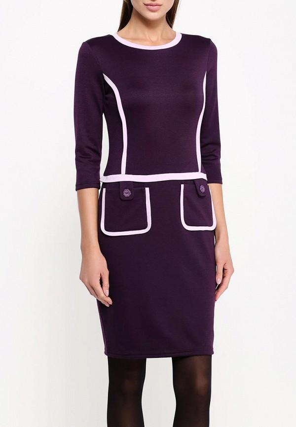 Платье-миди Adzhedo 40940: изображение 3