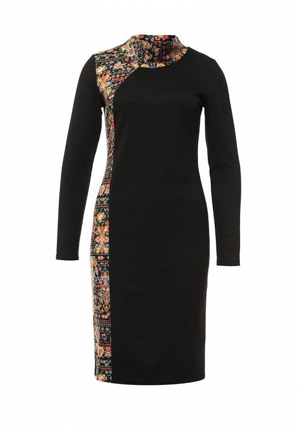 Платье-миди Adzhedo 40942: изображение 1