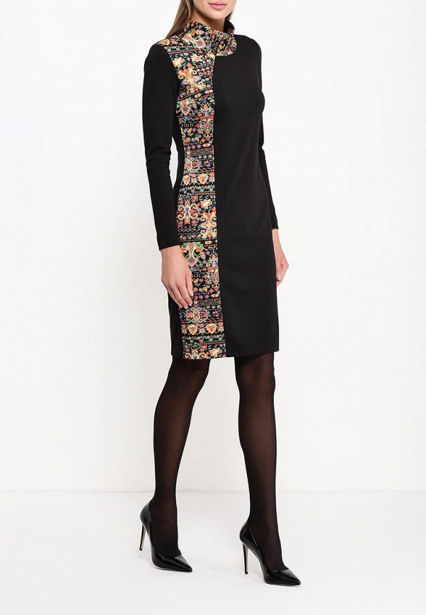 Платье-миди Adzhedo 40942: изображение 3