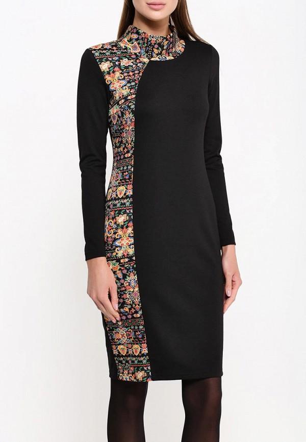 Платье-миди Adzhedo 40942: изображение 4