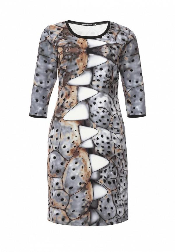 Платье-миди Adzhedo 40944: изображение 1