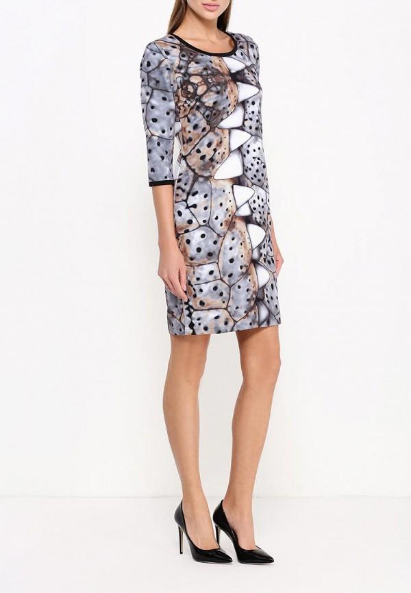 Платье-миди Adzhedo 40944: изображение 2