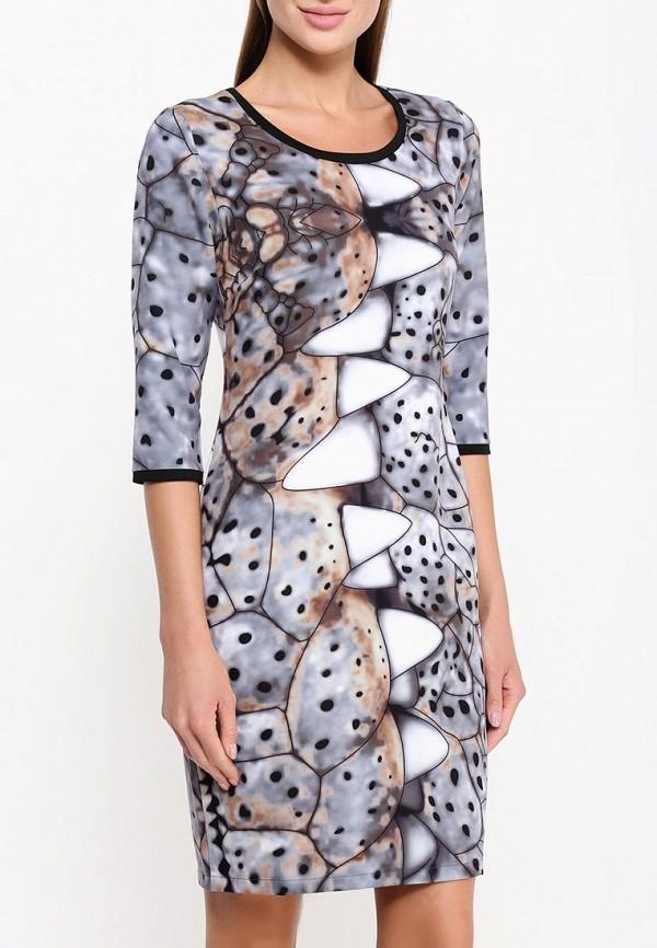 Платье-миди Adzhedo 40944: изображение 3