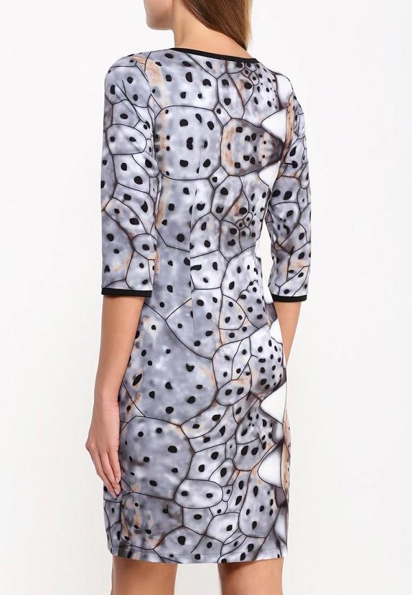 Платье-миди Adzhedo 40944: изображение 4