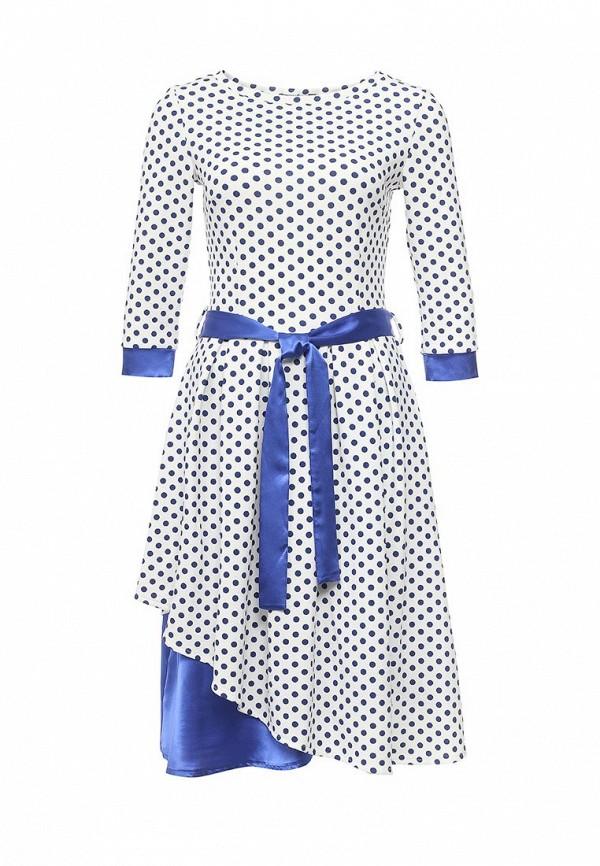 Платье Adzhedo Adzhedo AD016EWTDL29 платье adzhedo цвет белый синий