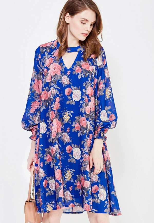 Платье Adzhedo Adzhedo AD016EWUXD28 платье adzhedo цвет белый синий
