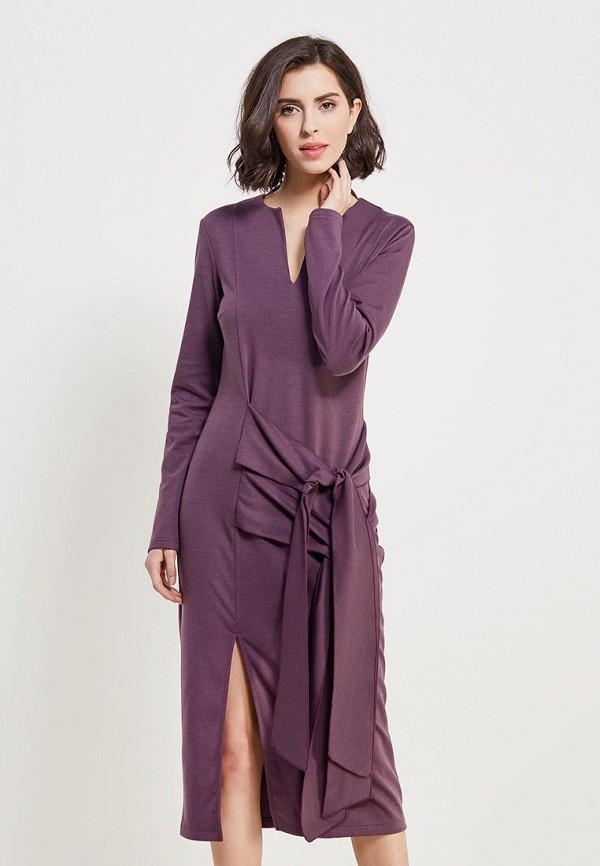 Купить Платье Adzhedo, Adzhedo AD016EWZYA96, фиолетовый, Весна-лето 2018