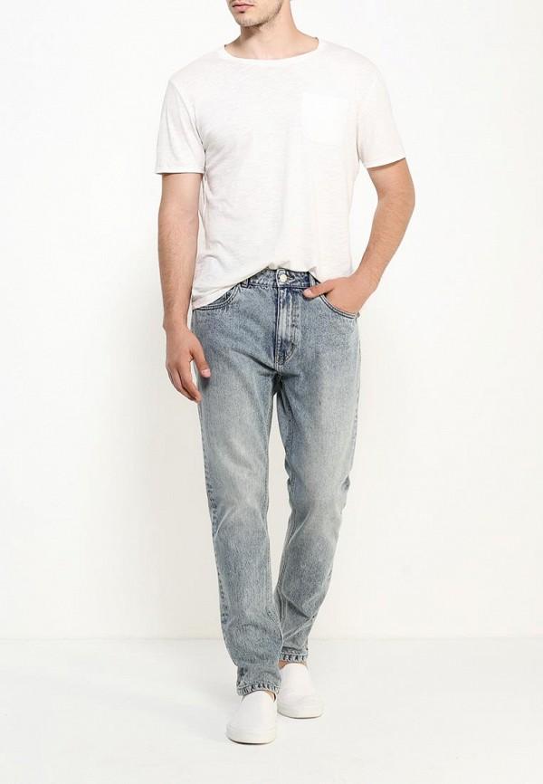 Мужские прямые джинсы ADPT 80000966: изображение 2